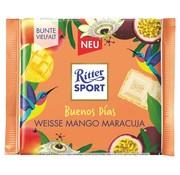 Ritter Sport Witte Mango Maracuja - 1 tablet