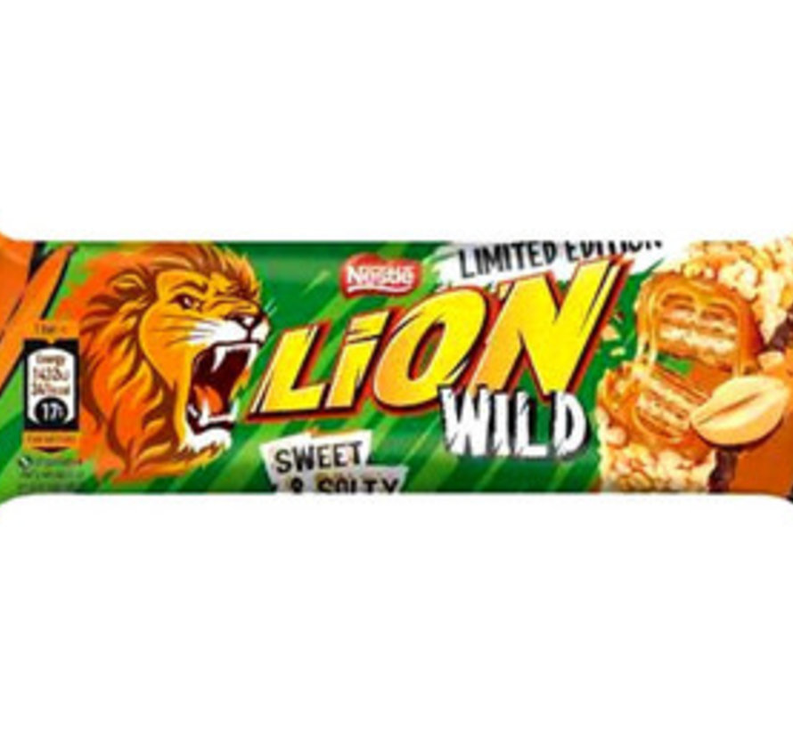 Lion Sweet & Salty chocolate bar