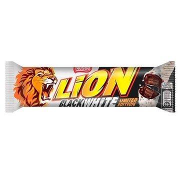 Nestle Lion Black White Bar -reep 40 gram