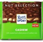 Ritter Sport Ritter Sport Cashew -Doos 12X 100 Gr