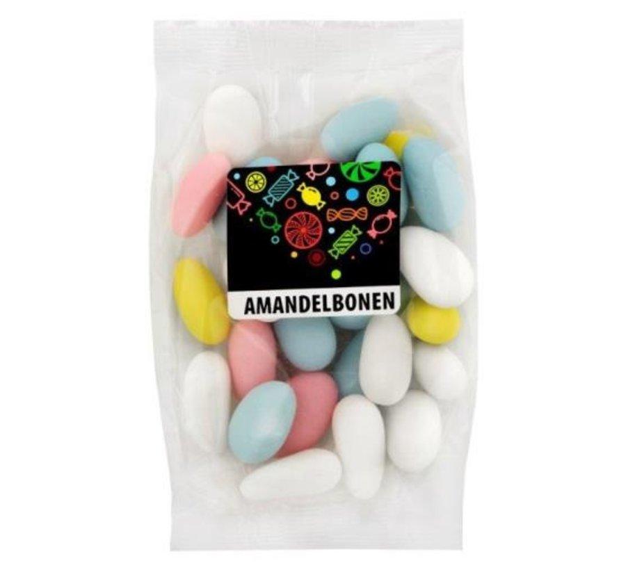 Amandelbonen voorverpakt 150 gram