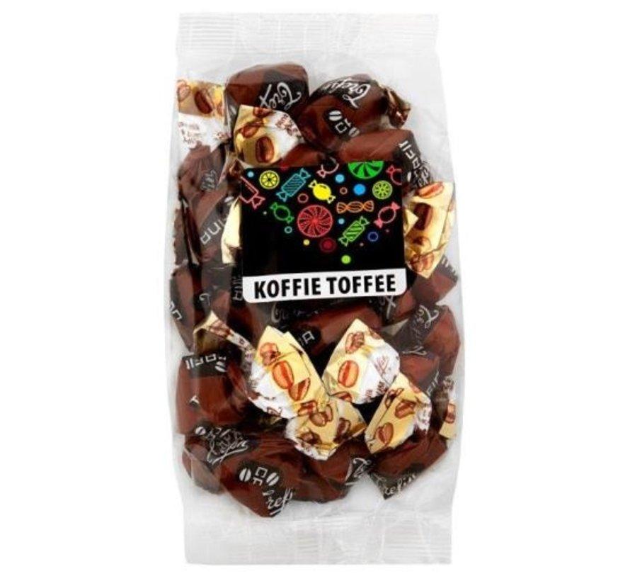 Koffie Toffee voorverpakt 150 gram