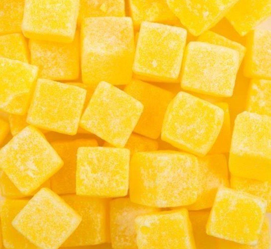 Ananasblokjes voorverpakt 175 gram