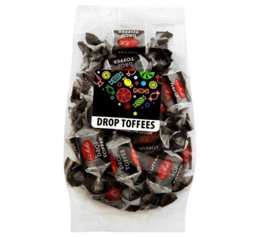 Drop toffee voorverpakt 175 gram