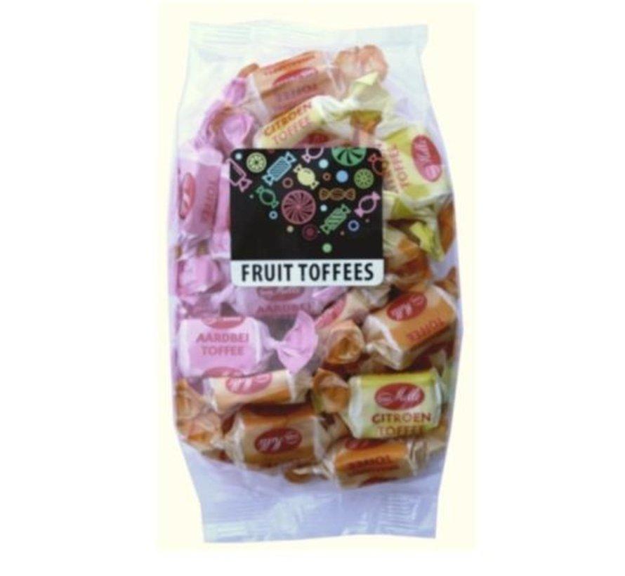 Fruit toffee voorverpakt 175 gram