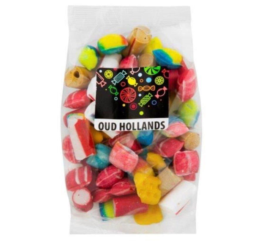 Oud Hollandse mix voorverpakt 175 gram