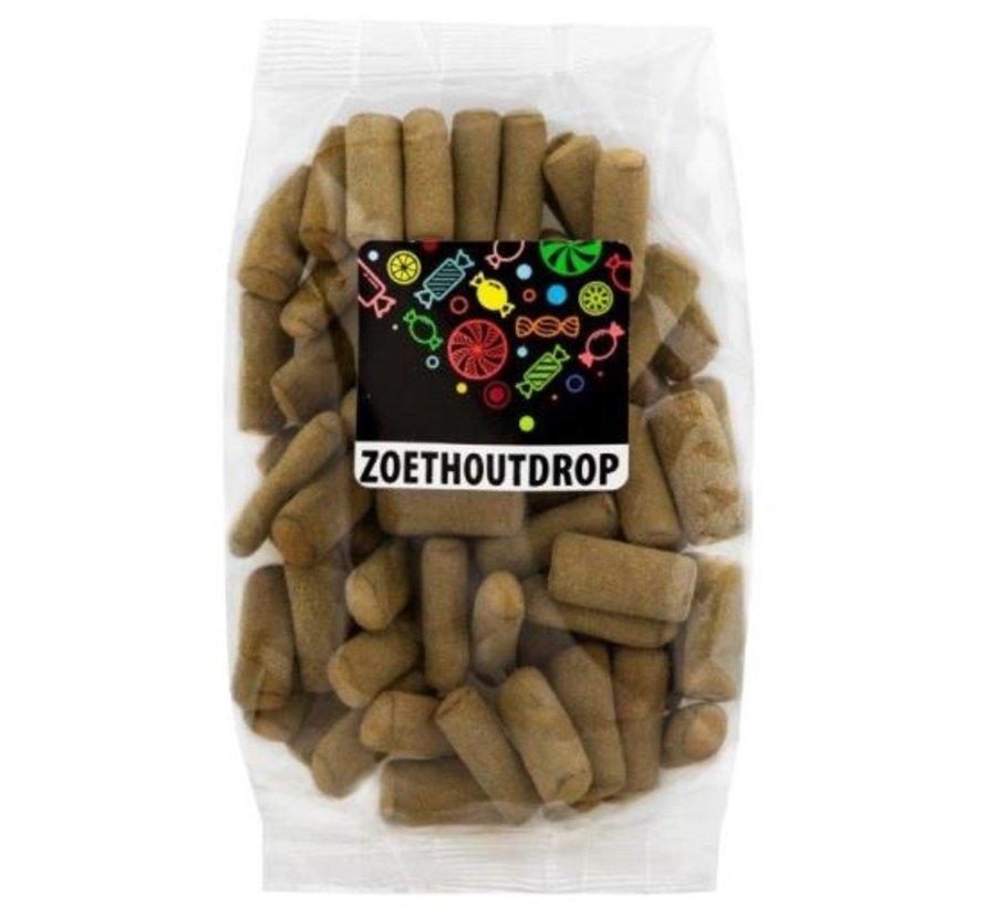 Zouthout drop