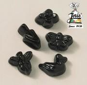 Suikerbakker Joris Kleine zwarte drop  doosje 1 kilo
