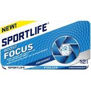 Sportlife Focus Boost Kauwgom -Doos 24 stuks