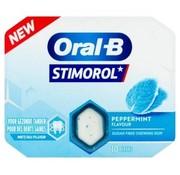 Stimorol Suikervrije Oral-B Peppermint Kauwgom - Doos 12 stuks