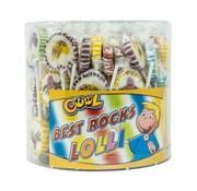 Cool Cool Best Dieren Rocks Lolly Silo 100 Stuks