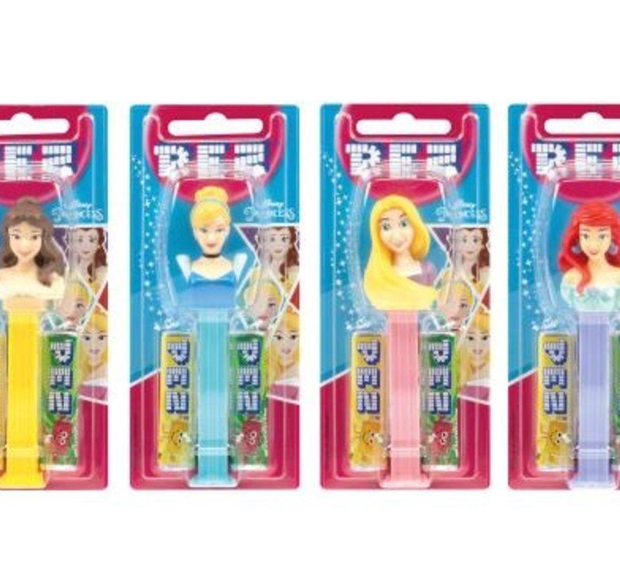 Pez Standup Blis. Disney Princess