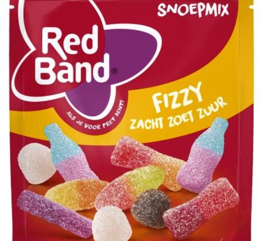 Red Band snoepmix Fizzy -Doos 10x190 gram