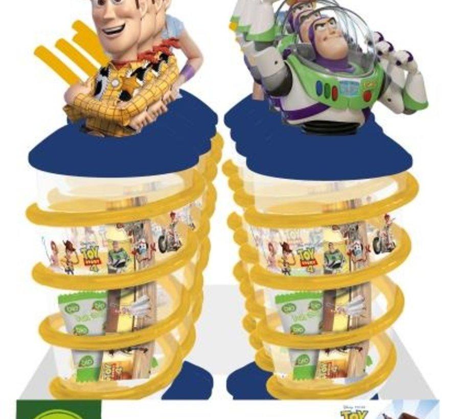 Toy story 4 fruity straw cup  Doos 8 Stuks -