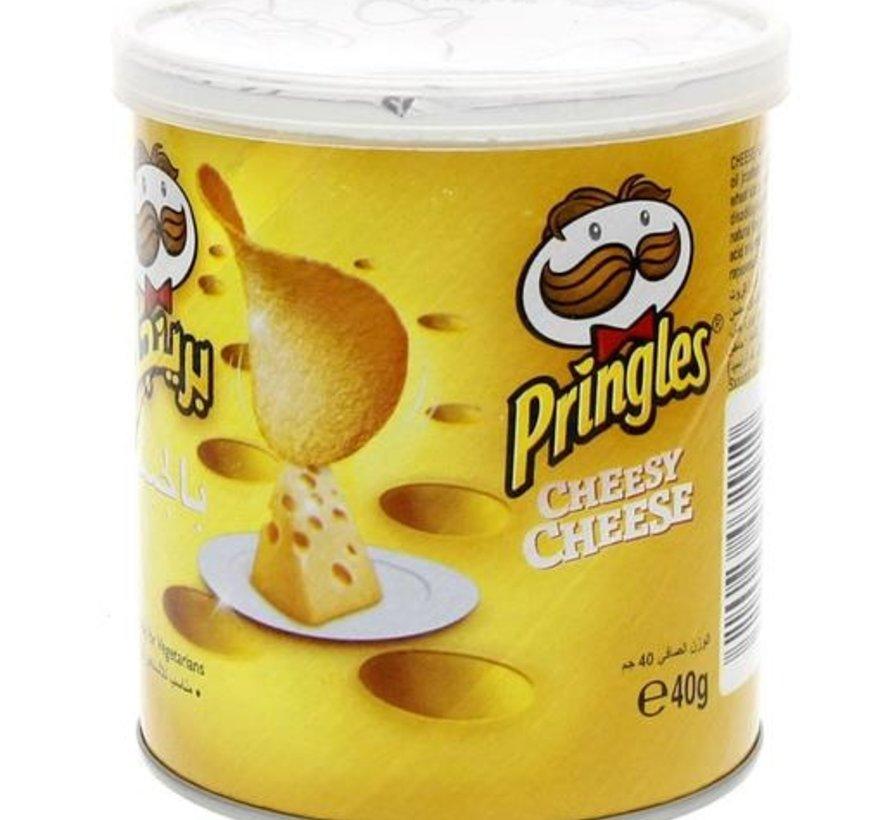 Pringles Cheesy -Tray 12x40 gram