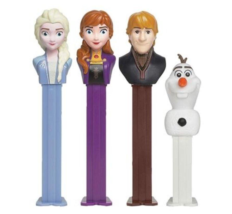 PEZ Frozen II -Doos 12 stuks