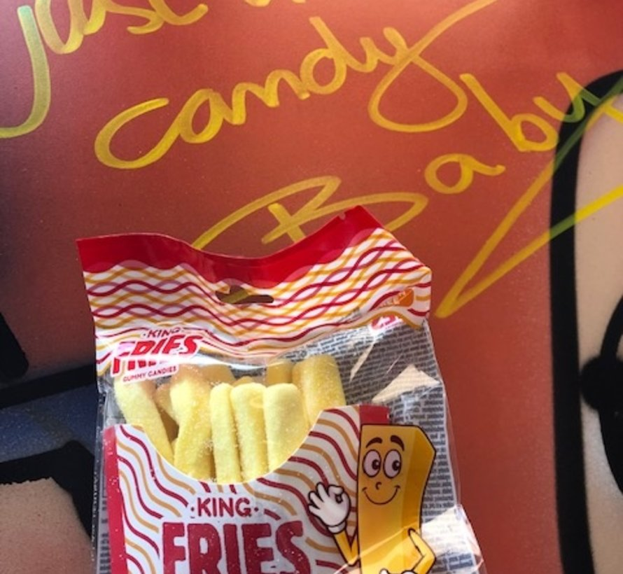 Halal Approved French Fries -GLUTEN FREE