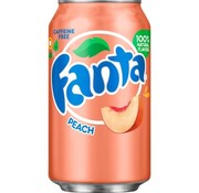 Fanta Fanta Peach-Tray 12 stuks
