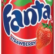 Fanta Fanta Strawberry -Tray 12 stuks