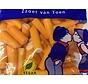 Oranje stokjes VEGGGIE - 500 gram