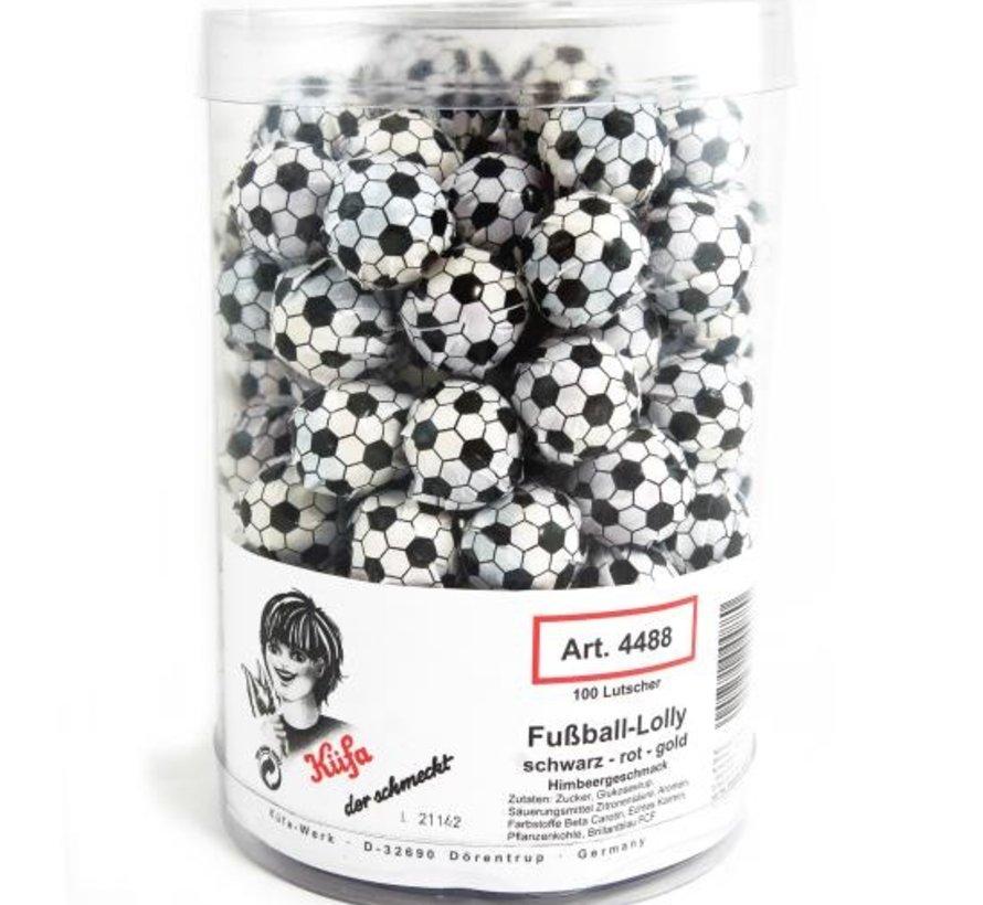 Football  Lolly Silo 100 Stuks