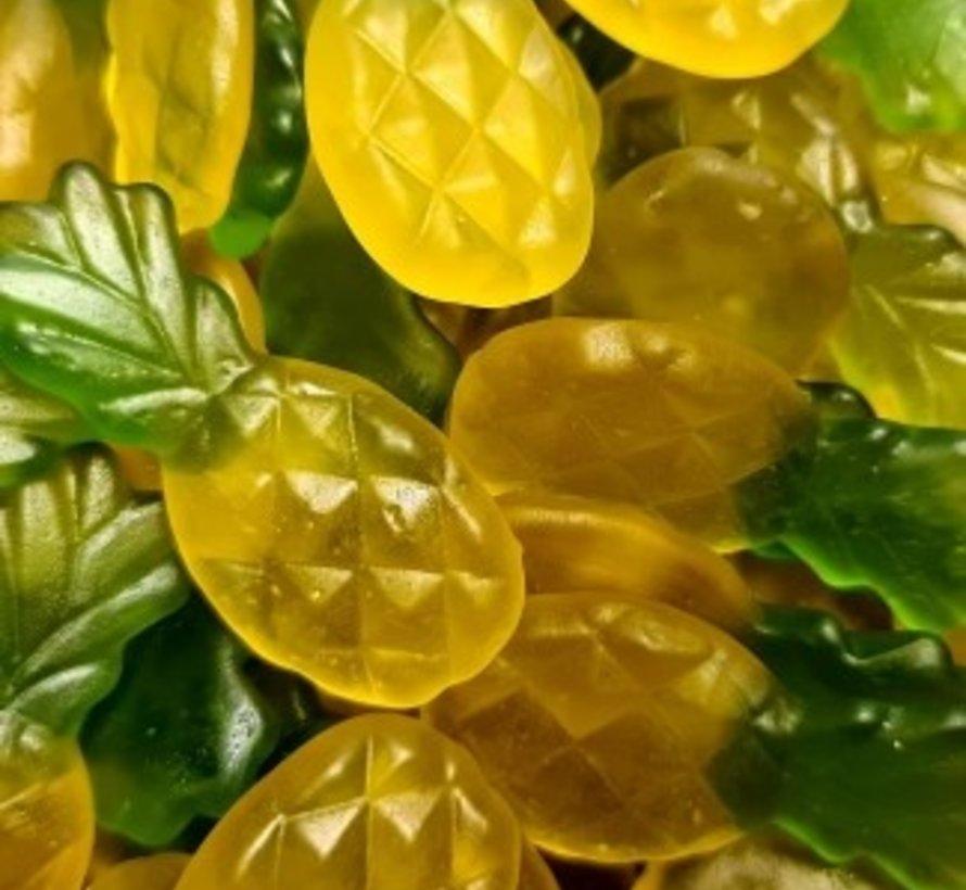 Haribo Dies Das Ananas - Silo 150 stuks