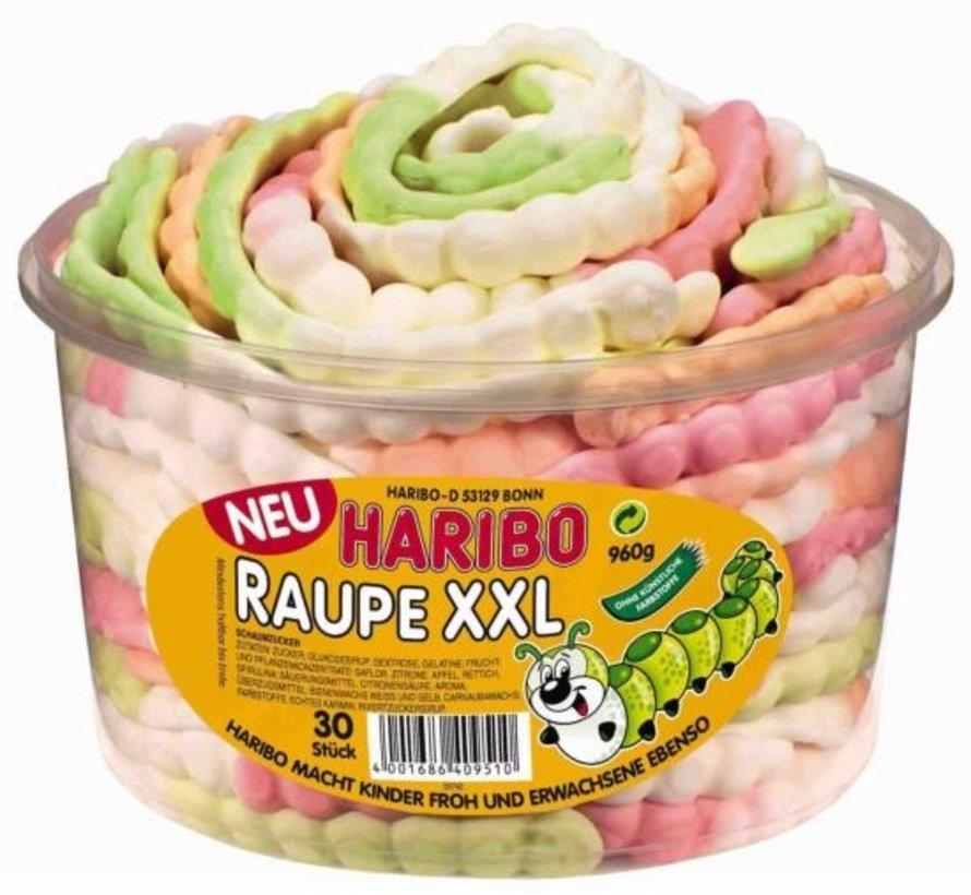 Haribo Rups Raupe XXL -Silo 30 stuks