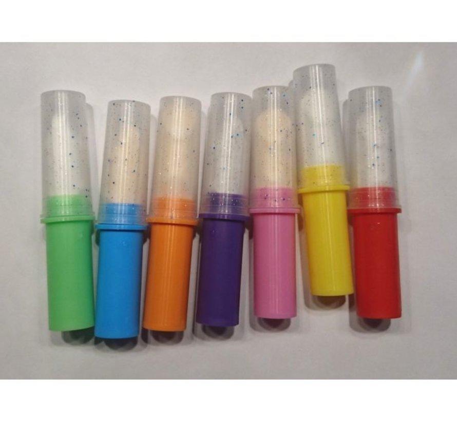 Dextrose Lippenstiften - ca 250 stuks