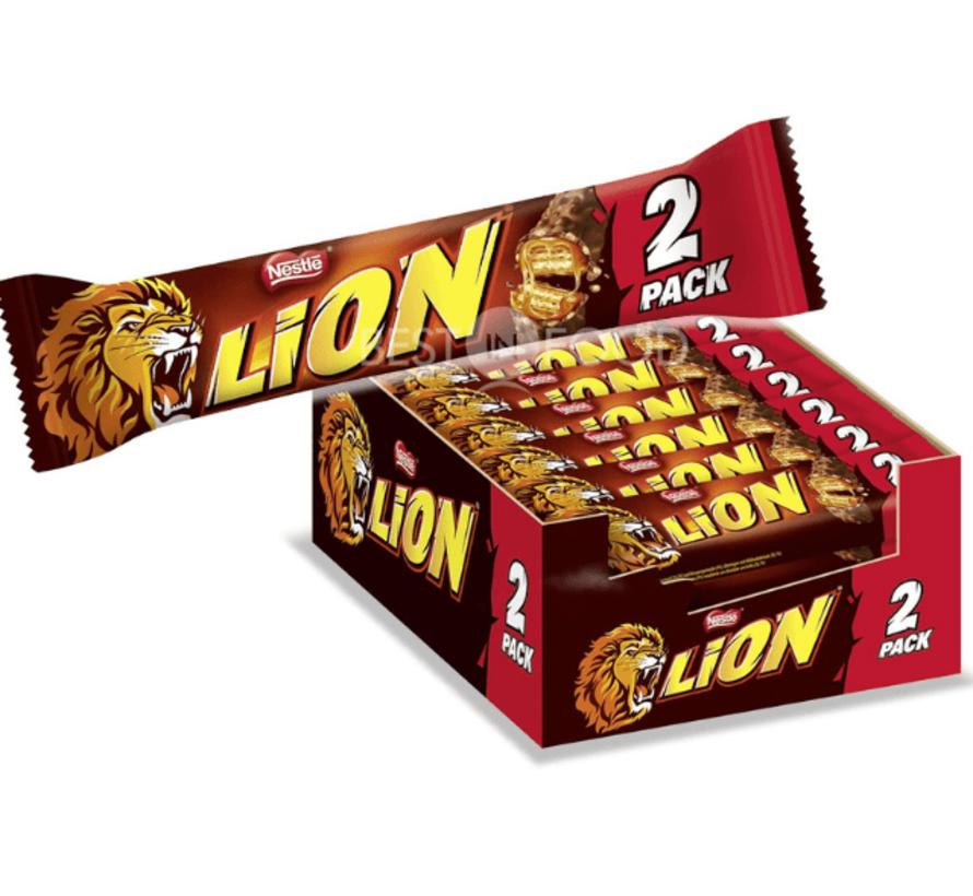 Lion 2-Pack -Doos 28 Stuks