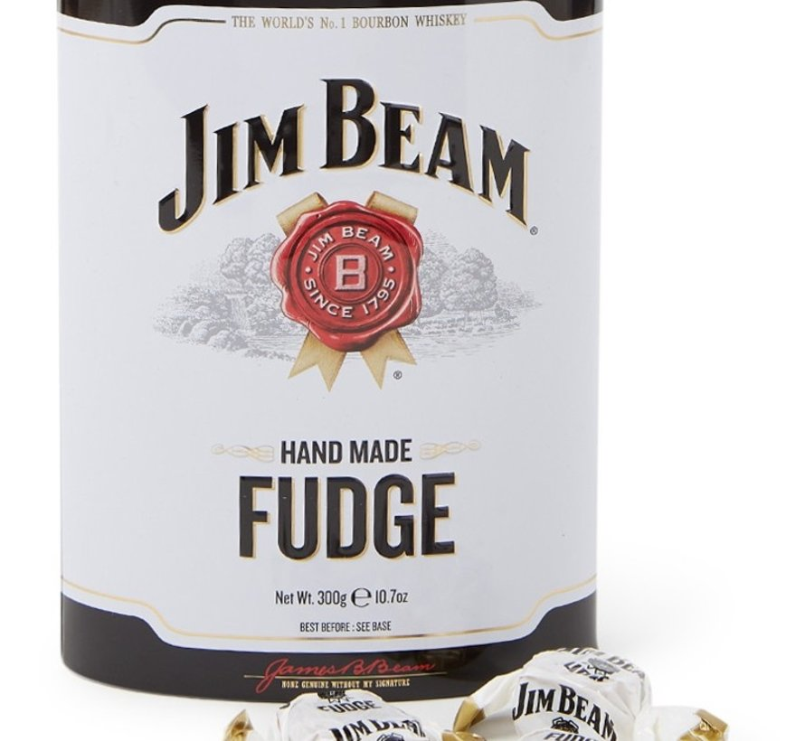 Bourbon Whiskey Jum Beam Dufge -Blik 300 gram