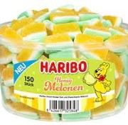 Haribo Honig Melonen - Silo 150 stuks