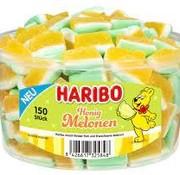 Haribo Honing Honig Melonen - Silo 150 stuks