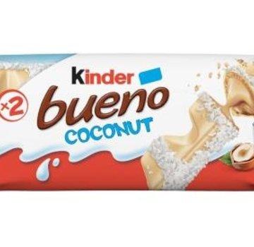 Kinder Bueno Coconut -Doos 30 stuks