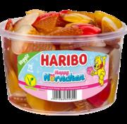 Haribo Haribo Happy Hornchen - Veggie - silo 75 stuks