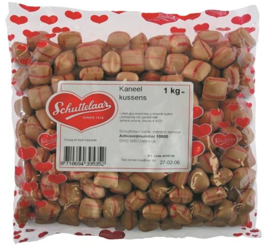Kaneel Kussentjes -1 kilo