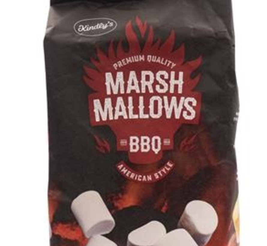 BBQ Marsh mallows Kolenzak