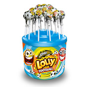 Johnny Bee Voetbal Lolly Display