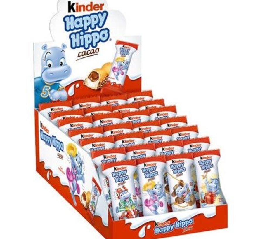 Kinder Happy Hippo -Doos 28x20,7 gram