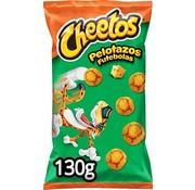 Cheetos Cheetos Voetbal Pelotazos -zak 130 gram