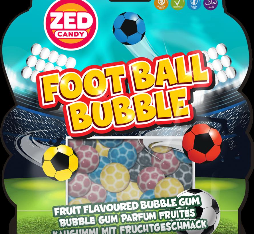 Voetbal Bubble Gum Halal Approved  -118 gram