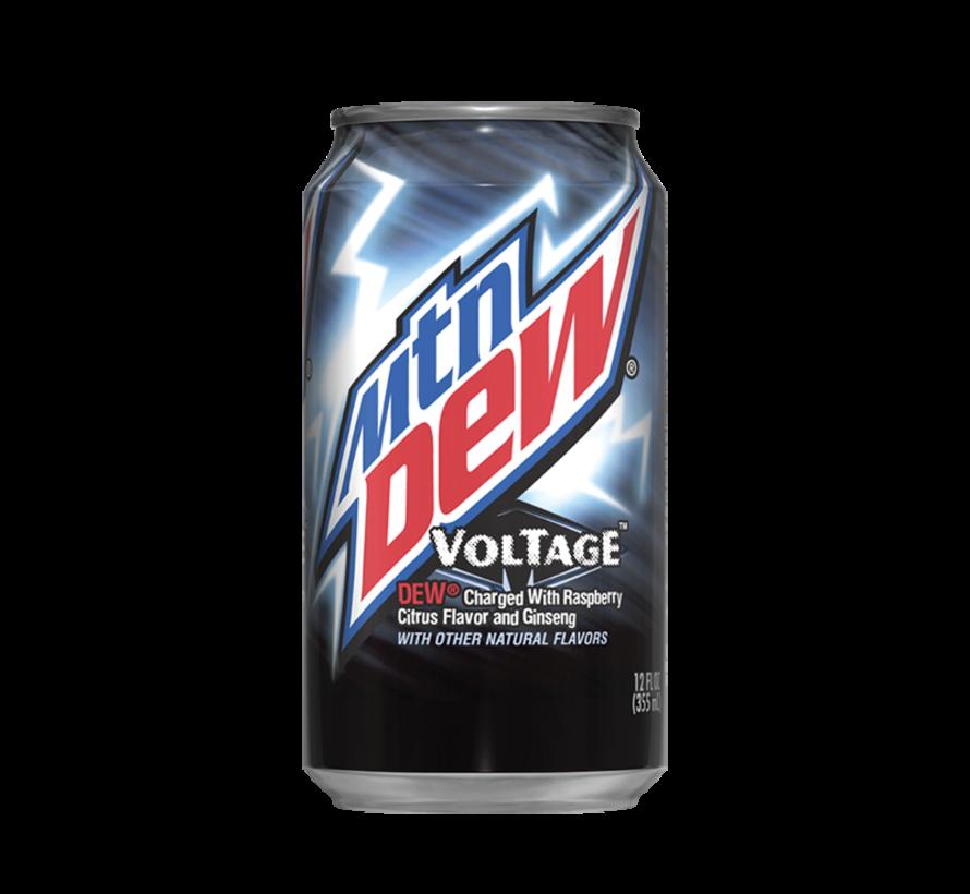 Mountain Dew Voltage -Tray 12 stuks