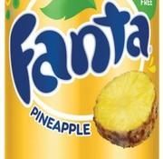 Fanta Fanta Pineapple -Tray 12 stuks