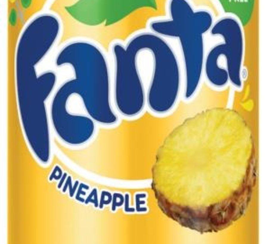 Fanta Pineapple -Tray 12 stuks