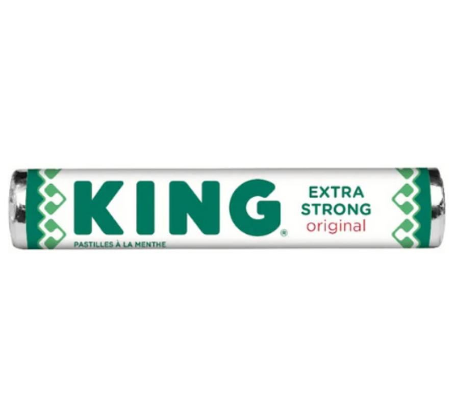 King rol Extra Strong -Doos 36 stuks