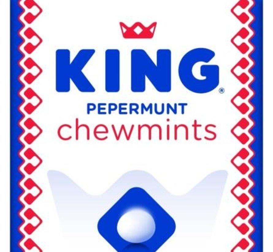 King Chewmints -Doos 30x27 stuks