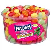 Haribo MAOAM Kracher Fruit zure bruisvulling -Silo 265 stuks