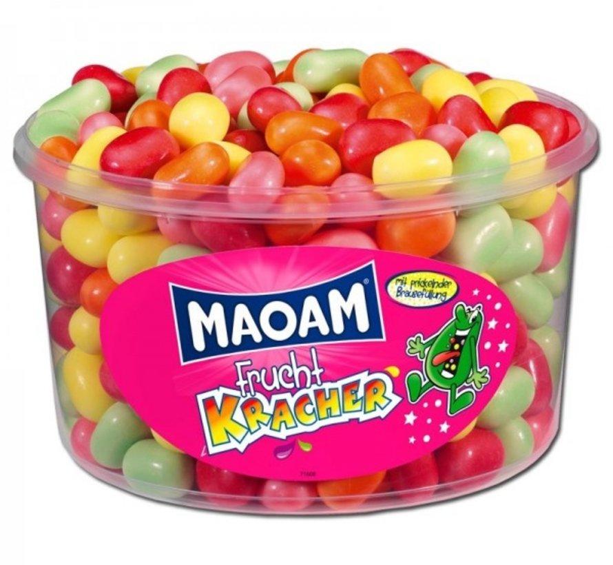 MAOAM Kracher Fruit zure bruisvulling -Silo 265 stuks