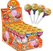Chupa Chups Chupa Chups TRIO XXL Lolly -Doos 25 stuks