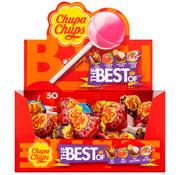 Chupa Chups Chupa Chups The Best Of Box Doos 50 Stuks