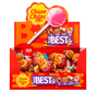 Chupa Chups The Best Of Box Doos 50 Stuks